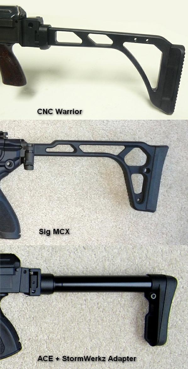 CNC Warrior Side Folder